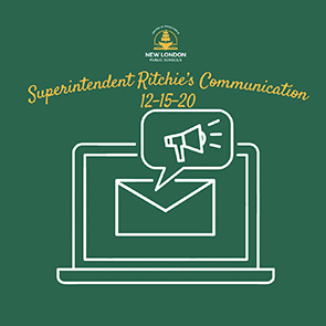 Superintendent Ritchie's Communication 12-15-20